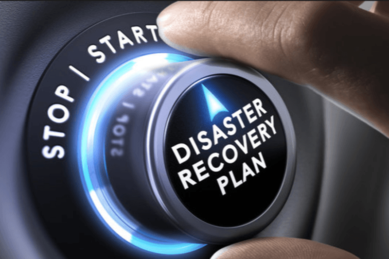 DRP Dial 72 ppi - Disaster Recovery vs Data Backup
